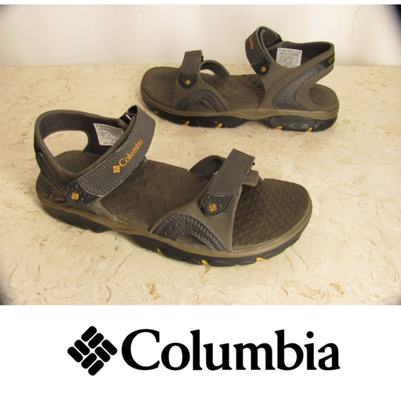 a47029d0a9cc Columbia Other - Columbia Water Sports Sandals Mens 7 Womens 9 Gray